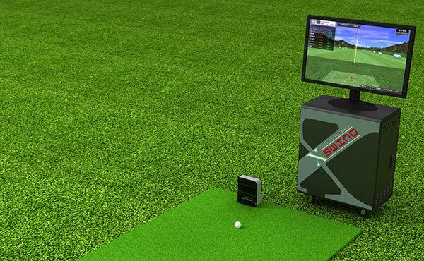 ゴルフ用弾道測定機